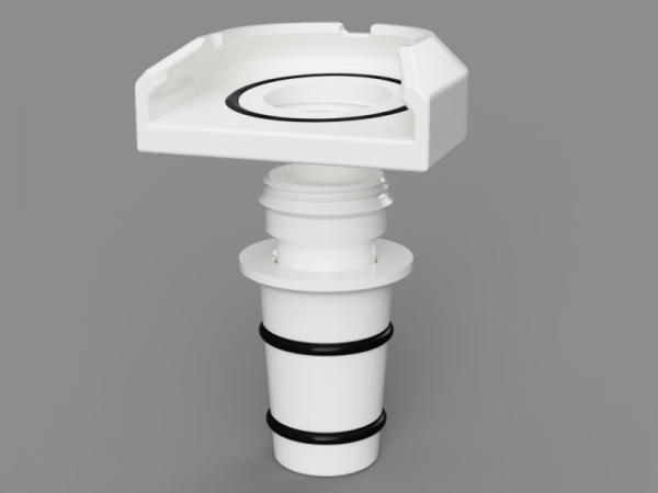 Anschlussset für AEG / IKEA / Zanussi Geschirrspüler